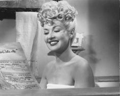 Poodle Hair and BettyGrable - ReeRee's Blog - Rockalily