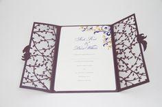Wedding Invitations | New Designs – Forever Vines Invitation