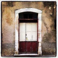 Door. Provence. France.