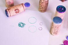 stamp boton