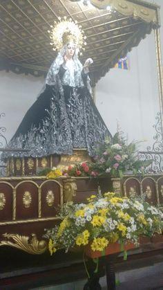 En tí descanso madre de Dios y madre nuestra