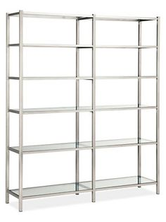 Brixton Bookcases - Bookcases & Shelves - Office - Room & Board