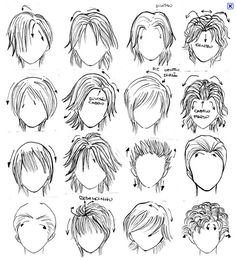 Drawing Hair How To Draw Manga Hair Photo: This Photo was uploaded by RafikN. Find other How To Draw Manga Hair pictures and photos or upload your own with Photobuck. Cartoon Eyes, Cartoon Drawings, Art Drawings, Cartoon Male, Drawing Faces, Drawing Techniques, Drawing Tips, Drawing Sketches, Sketching
