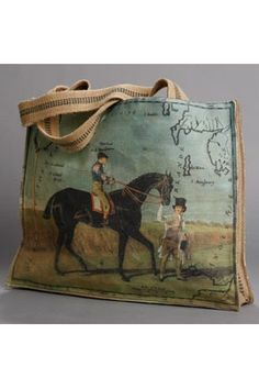 Horse Country Store tote bag