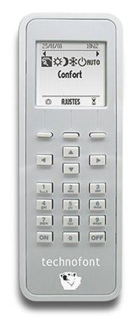 Control Domótico Calefacción para el Ahorro de Energía