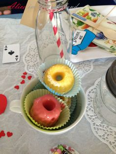 Diy Food, Wonderland, Table Decorations, March Hare, Alice In Wonderland Party, Center Pieces