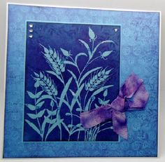 A Gelli Plate Birthday Card (Kim x) Birthday Cards, Design Inspiration, Stamp, Diy Crafts, Plates, Flowers, Blog, Painting, Art