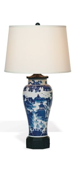68 Best Blue And White Lamps Images Blue White Lamp Living Room