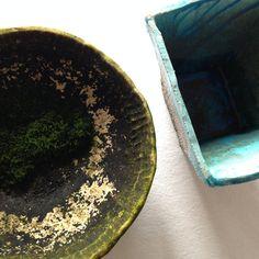 """""""AQUAE"""" Ceramica e natura-"""