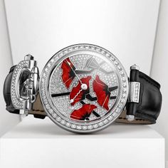 """Часы Bovet с циферблатом от """"Ilgiz F"""""""