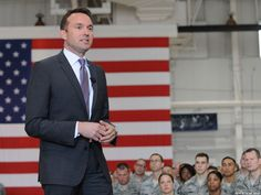 If confirmed by the Senate, defense official Eric Fanning would be the first openly gay secretary of any branch of the military.