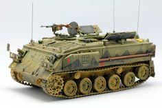 FV432 Motar Carrier Accurate Armour 1/35 Modeller: Lam Kwan