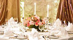 Baur au Lac wedding dining in Switzerland