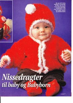Billede: Baby Born, Doll Clothes, Archive, Crochet Hats, Albums, Patterns, Pictures, Tricot, Knitting Hats
