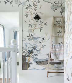 Chinoiserie Chic: The Chinoiserie Mural