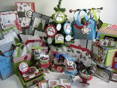 Inking Idaho: Leadership Gifts - Hershey Bars with Clips