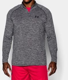 An Under Armour Favorite. The UA Tech 1/4 Zip. #FathersDay