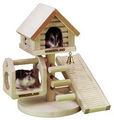A Treehouse...REALY!! :)