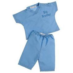 How cute is this outfit for big brother (or sister) to wear to the hospital when your newest addition arrives?