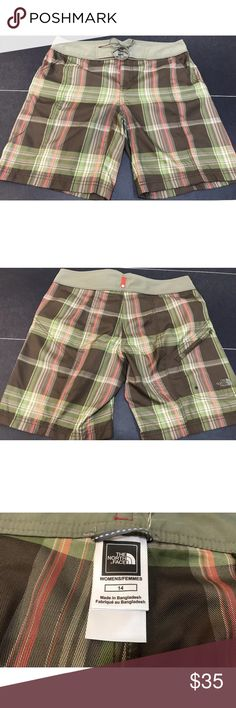 North Face Women's Board Shorts Brand new with tags! Women's board shorts from NorthFace. North Face Swim Coverups