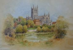 Watercolour Artists Gallery - Christopher Hughes