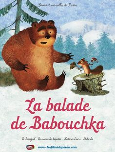 La balade de Babouchka  de Collectif  Les films du préau  52 minutes