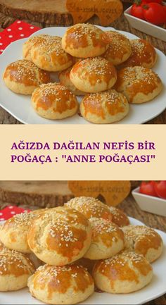 Herkesin kolayca yapacağı, lezzet garantili, nefis bir poğaça tarifi… – Vegan yemek tarifleri – Las recetas más prácticas y fáciles Donut Recipes, Pizza Recipes, Cookie Recipes, Healthy Recipes, Iranian Dishes, Wine Country Gift Baskets, Delicious Donuts, Angel Food Cake, Cupcakes