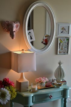Julie Leah: A life & style blog: Spring Spruce Up: Entryway