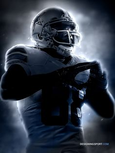"Dez Bryant, Dallas Cowboys — NFL 'Atmosphere' 16x20"" Poster Series"