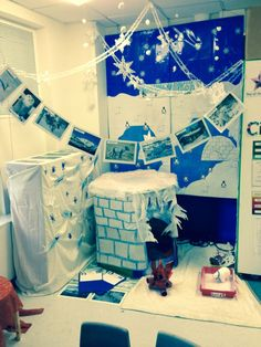Eyfs winter role pla