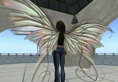 How to Make Movable Wings Gorgeous Textures and First Life Crossover Fancy Fairy Wings Winx Cosplay, Fairy Cosplay, Cosplay Wings, Fantasias Halloween, Estilo Anime, Cosplay Tutorial, Fairy Dress, Maquillage Halloween, Larp