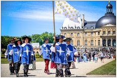 mousquetaires chateau vaux le vicomte lame en seine equinoxe79 (3) Journée Grand Siècle #VLV #JGS2017 @chateauvlv #paris #castle #vauxlevicomte #love #sun #photos #pictures #bestoftheday #instagood #moment #new #beautiful #fanvlv #Phystorique #Timetravel #voyagesdansletemps
