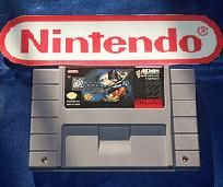 Batman Forever Super Nintendo Game w/FREE SHIPPING!
