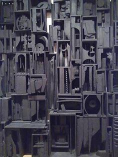 Louise Nevelson Louise Nevelson, Abstract Sculpture, Sculpture Art, Ceramics Projects, Outdoor Sculpture, Historical Images, Arts Ed, Kandinsky, Artist Art