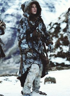 Ygritte Game of Thrones S2
