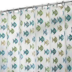 Fishy Shower Curtain $12.99