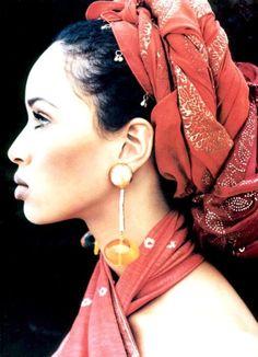 Beautiful turban |african american girl | Tumblr