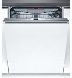 Bosch Serie 6 Fully Integrated Standard Dishwasher - Stainless Steel Control Panel with Fixed Door Fixing Kit - A++ Rated Bosch Serie 6 Integrated Dishwasher in Stainless Steel Fully Integrated Dishwasher, Built In Dishwasher, Stainless Steel Dishwasher, Kitchen Without Handles, Cost Of Goods, Noise Levels, Heat Exchanger, Plate Racks, Frugal