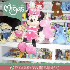 Los peluches más lindos los tenemos en #Migas, la tienda de regalos donde encuentras todo para hacer tus regalos auténticos #FábricadeSueños #RegalaMigas