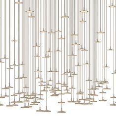 Créations originales de designers séduits par les technologies d'éclairages mises en œuvre par Blackbody.