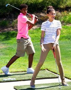 Golf!***