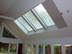 Raked Ceiling Skylight Examples