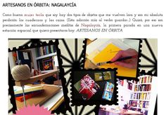 Nagala y Cía: Así nos ven Good Woman, When I See You, Objects, Crates