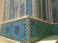 Jame Mosque ● Yazd ● Iran ● Photo by Pedro Gonçalves ● @gonalves0022