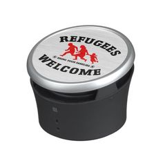 Refugees Welcome Bring Your Family Speaker #refugees #refugeeswelcome #refugeecrisis