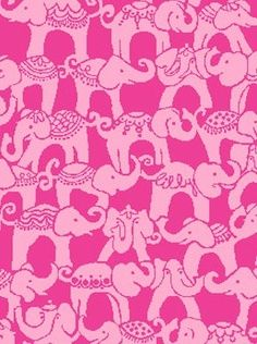 Lilly Pulitzer; must be vintage! haven't seen this one before. :)