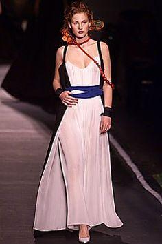 Jean Paul Gaultier Spring 2001 Couture Fashion Show - Jean Paul Gaultier
