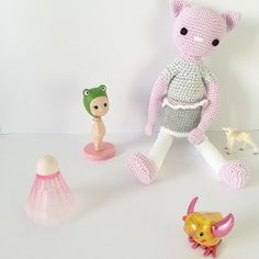"""Good morning everyone  Mia Miau managed to find few pink and girly things in My boys room to make this stylish selfie!  enjoy!  #leggybuddy #miamiau #kitty #pink #cute #sonnyangels #schleich #badminton #fun #style #crazykitty #crochet #crafts #selfie #love #kidsroom #boysroom #girlsroom #handmadetoys #goodmorning #toyphotography #toyart"" Photo taken by @leggybuddy on Instagram, pinned via the InstaPin iOS App! http://www.instapinapp.com (02/12/2015)"