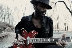 Gary Clark Jr. #blues http://www.pinterest.com/TheHitman14/musician-bluesjazz-%2B/