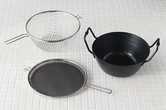ŴȤ饻å la base | 顦ե饤ѥ | cotogotoȥ Grill Pan, Kitchen Tools, Basket, Pots, Griddle Pan, Diy Kitchen Appliances, Kitchen Gadgets, Kitchen Supplies, Hamper